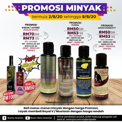promo minyak
